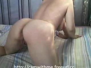 Mature Amateur Masturbating