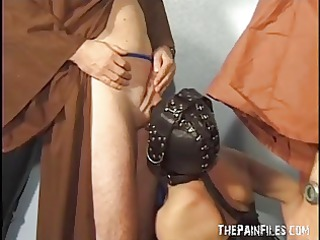 Extreme milf slavesex and blowjobs of leather
