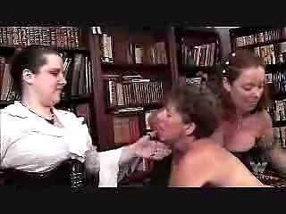 Mature Lesbian Paddling