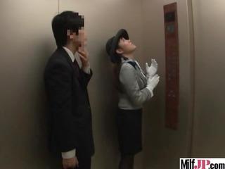 Slut Busty Milf Japanese Get Hard Sex vid-10