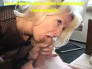 Housewife trying new positions