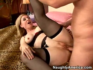 Sexy Momma Nina Hartley Getting Screwed So Good