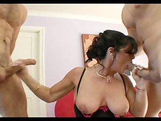 Mommy fucks best 2 - Scene 5