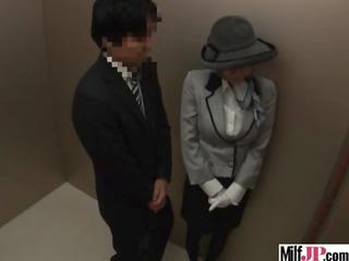 Slut Busty Milf Japanese Get Hard Sex vid-07