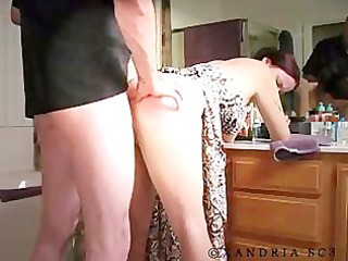 Homemade amateur painful anal