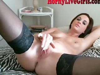 Hot MILF Fingers To Orgasm Om Webcam Part 2