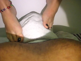 MILF WATERBOARDS ME WITH HER SQUIRT.
